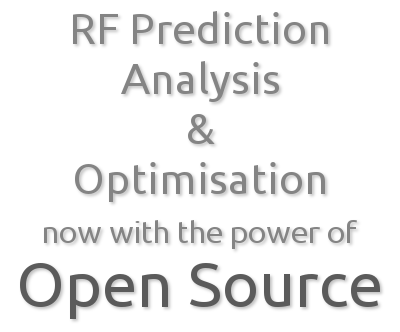 Predication analysis and                                         optimisation with the power of                                         open source